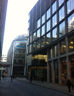 Eversheds Wood Street HQ